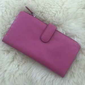 Handbags - pink rfid wallet
